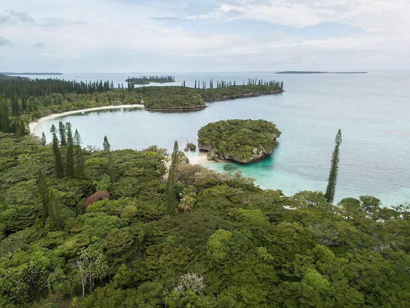 the best and most beautiful places to elope in the world - new caledonia