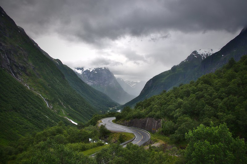 the best and most beautiful places to elope in the world - norway