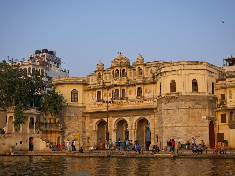 the best and most beautiful places to elope in the world - udaipur