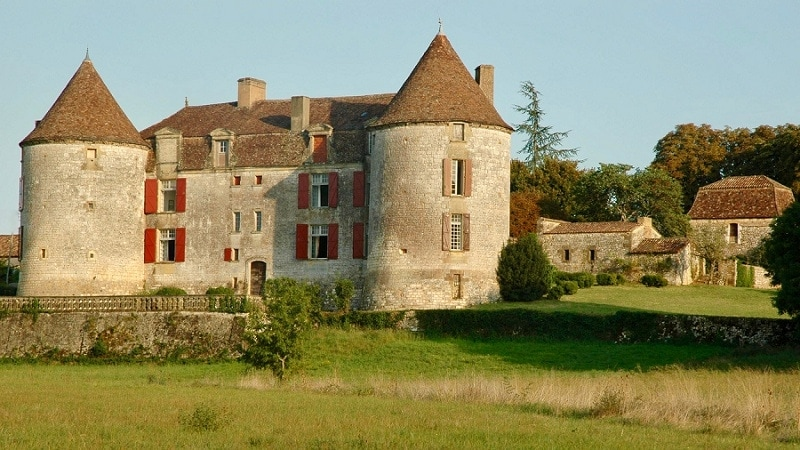 best chateaux wedding france - chateau marsales
