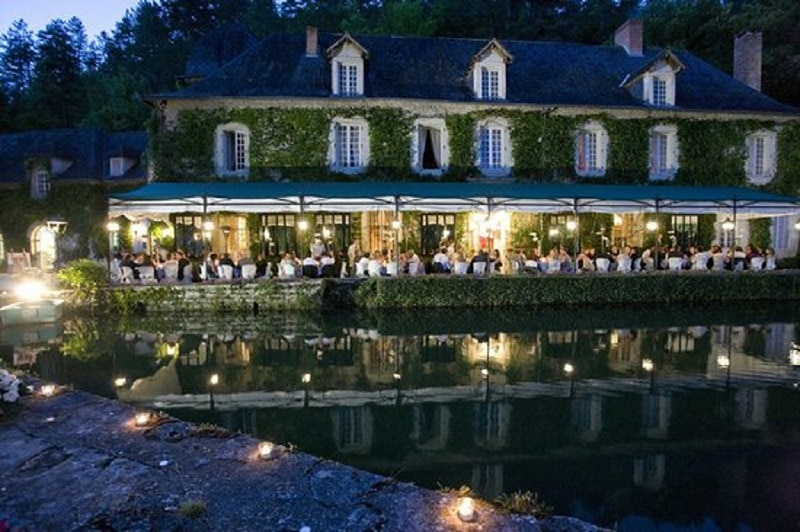 best elopement venues in dordogne manoir hautegente