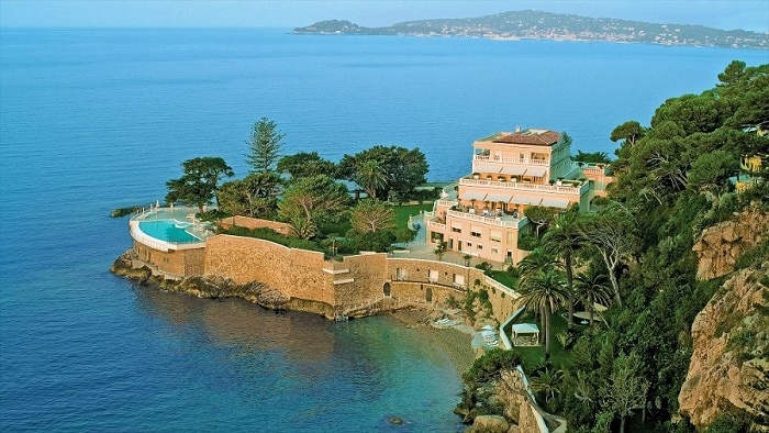 cap estel best wedding venue french riviera