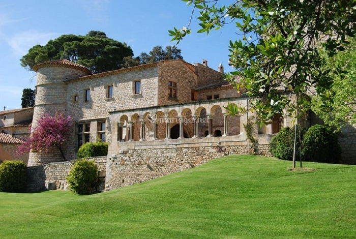 most beautiful wedding venues in france - chateau de castellaras