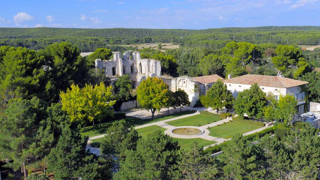 most beautiful chateau for wedding in france - chateau grimaldi