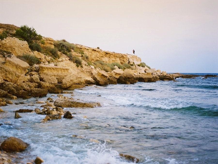 aventure de couple sur la côte d'azur