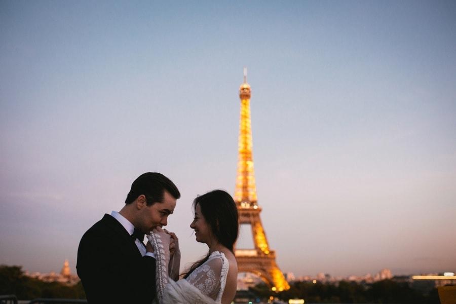 aventure de couple à paris