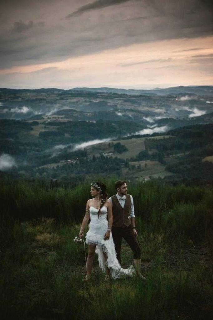 photographe aventure couple