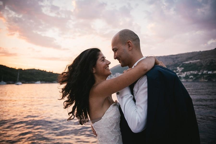aventure de couple à hawai