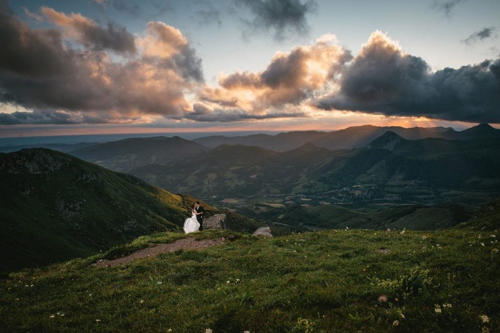 where to elope in france - auvergne
