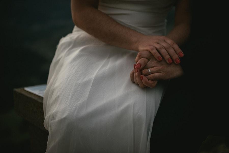 comment élopement à hawaii robe de mariage