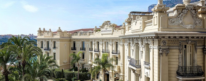 hotel hermitage best wedding venue french riviera