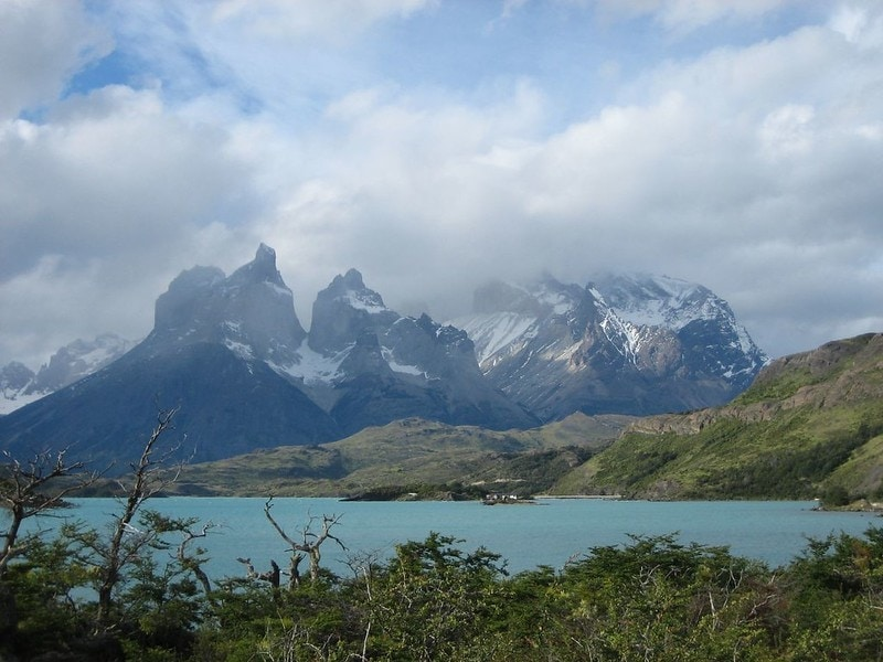 best elopement place in the world - patagonia