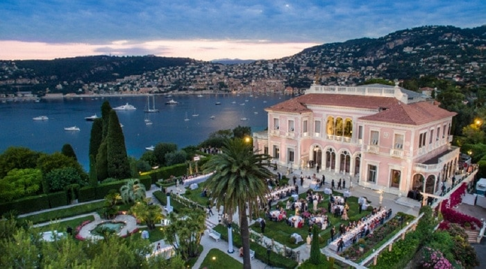 best wedding venues on the french riviera