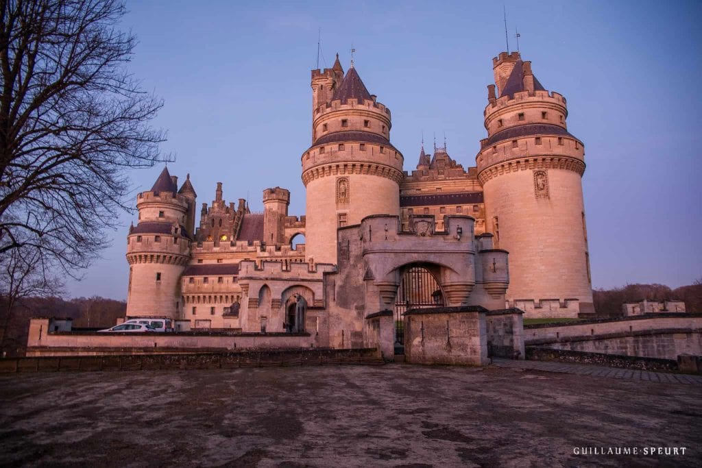 most beautiful chateau for elopement weddings in france