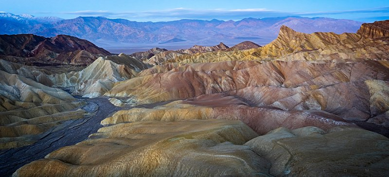 best places to elope in the us - death valley noational park
