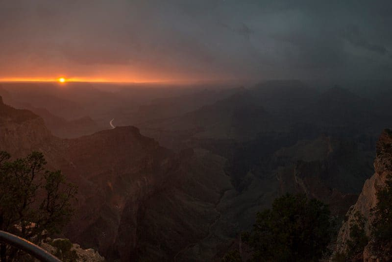 best places to elope in the us - grand canyon