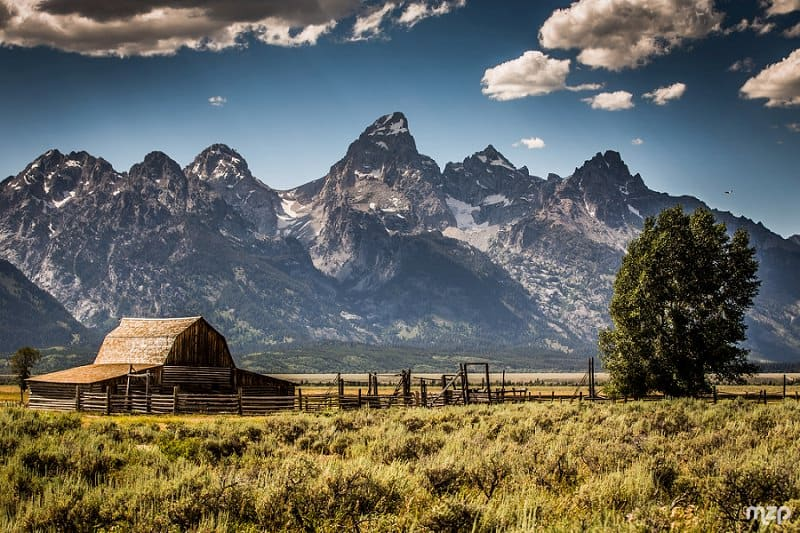 best places to elope in the us - grand teton national park