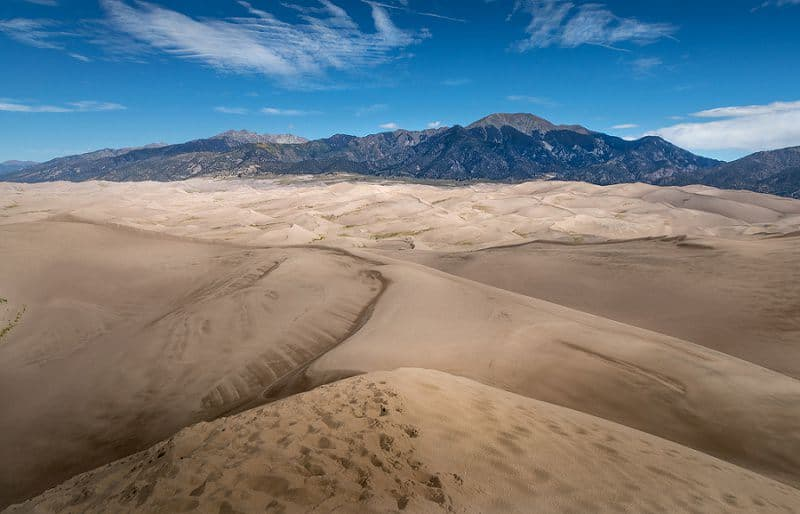 best places to elope in the us - great sand dunes national park
