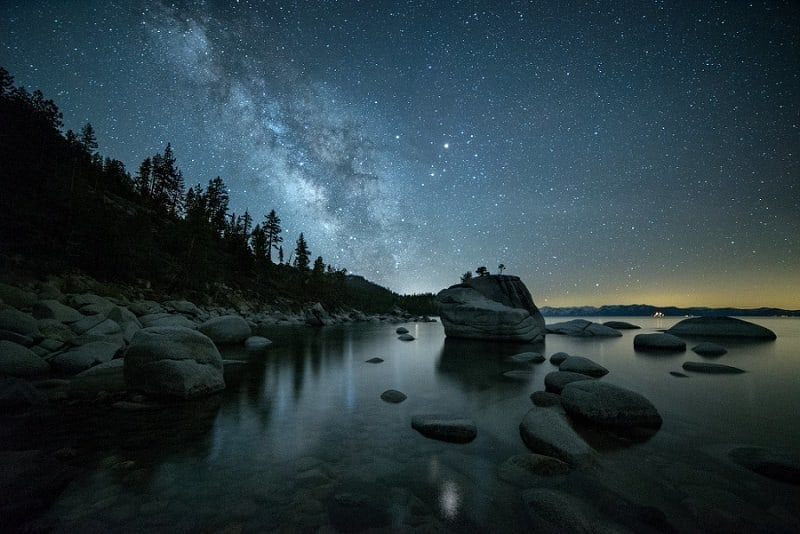 best places to elope in the us - lake tahoe