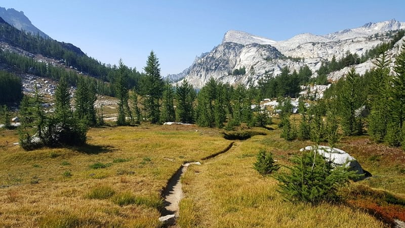 best places to elope in the us - prusik pass