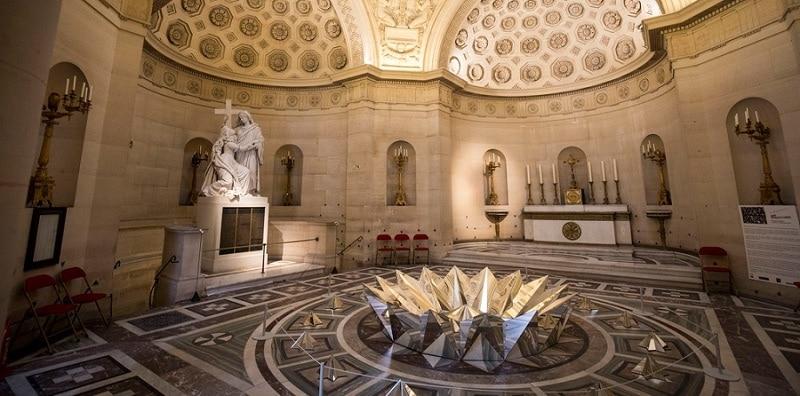 chapelle expiatoire best elopement venue paris