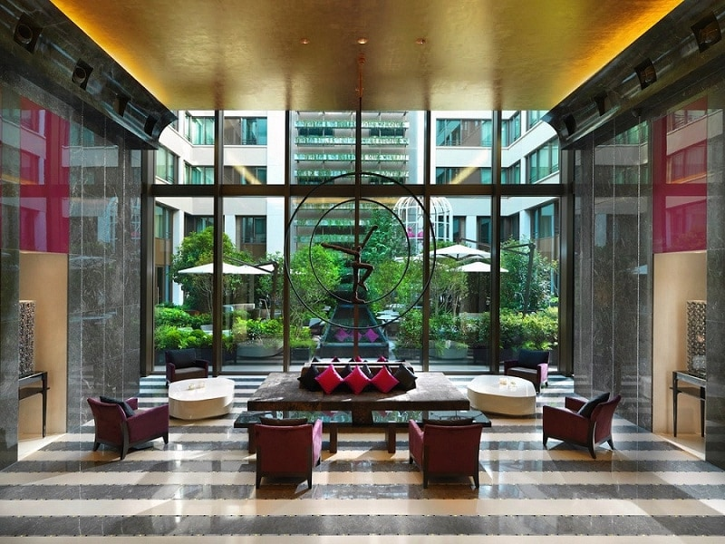hotel mandarin oriental best elopement venue paris