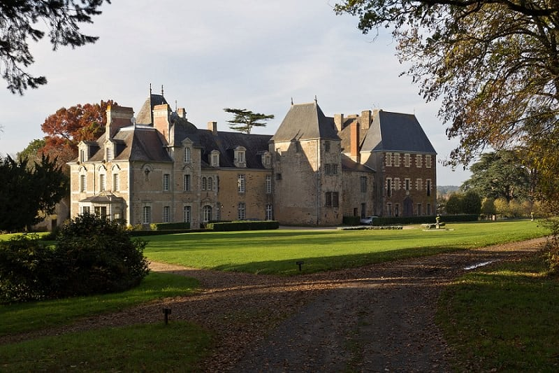 most beautiful wedding venues chateau france - chateau pordor