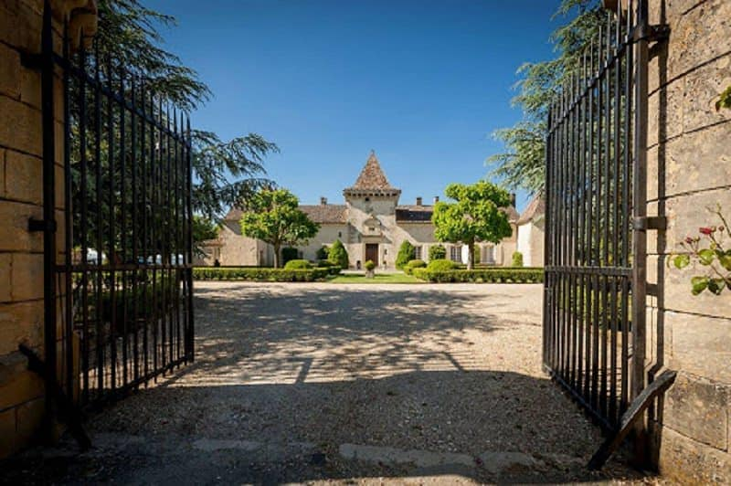 most beautiful wedding venues in france - chateau de soulac