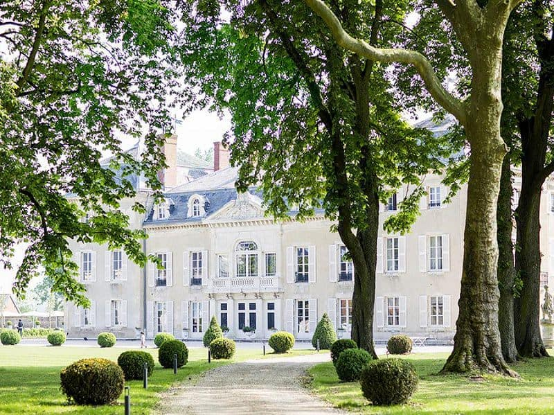 most beautiful chateau elopement france - chateau varennes