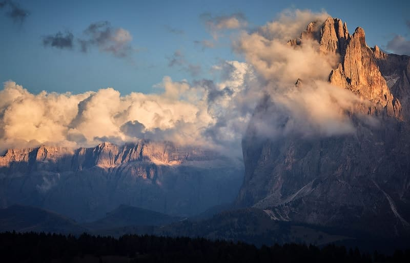elope in europe guide - dolomites