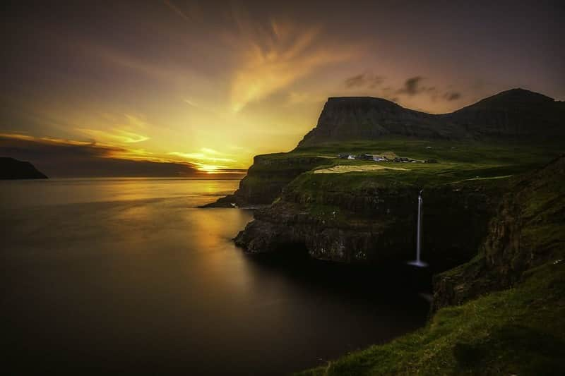 elope in europe guide - faroe islands