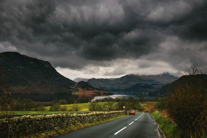 elope in europe guide - lake district