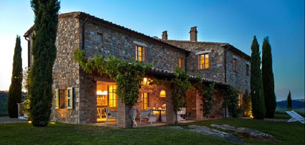 where to elope in europe - podere palazzo
