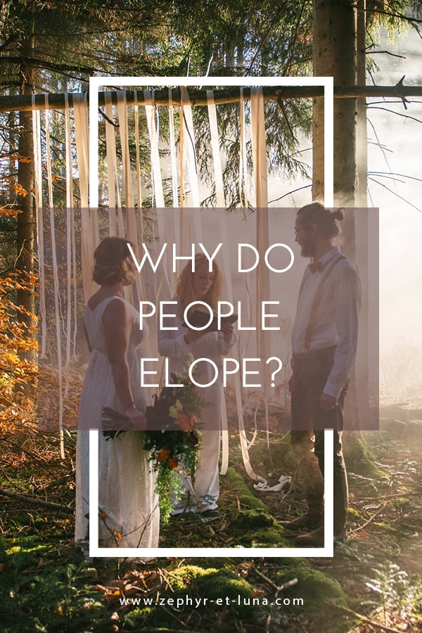 Why do people delope?