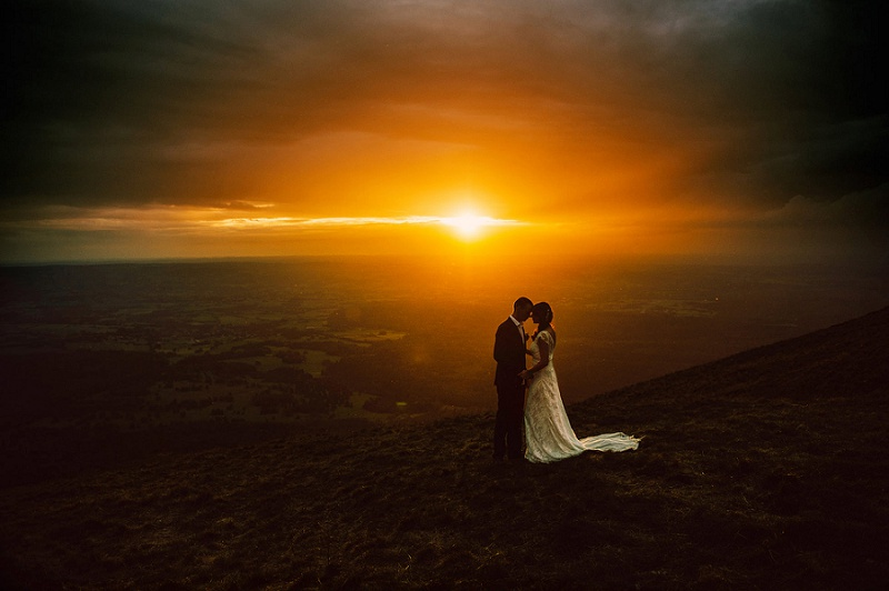 elopement in france - auvergne