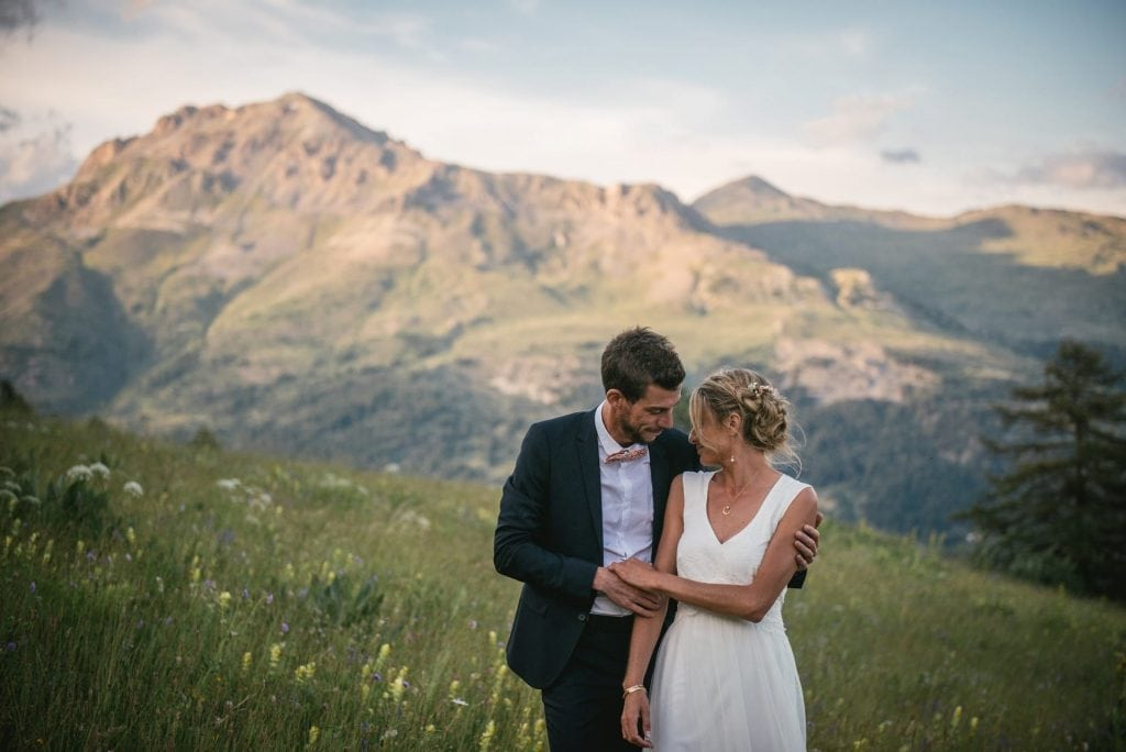 adventure elopement in the alps by photographer zephyr & luna