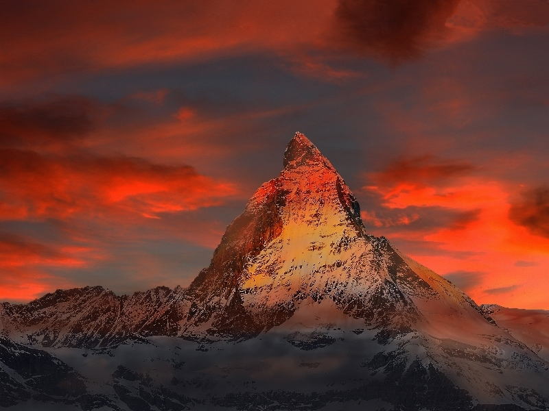The ultimate guide for an elopement in Switzerland - the Matterhorn and Zermatt