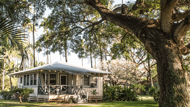 All inclusive hawaii elopement packages - Waimea plantation cottages