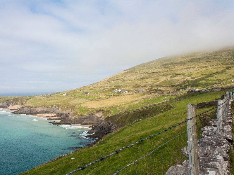 eloping in ireland, the best places - dingle peninsula