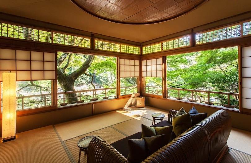Hoshinoya Kyoto elopement in japan
