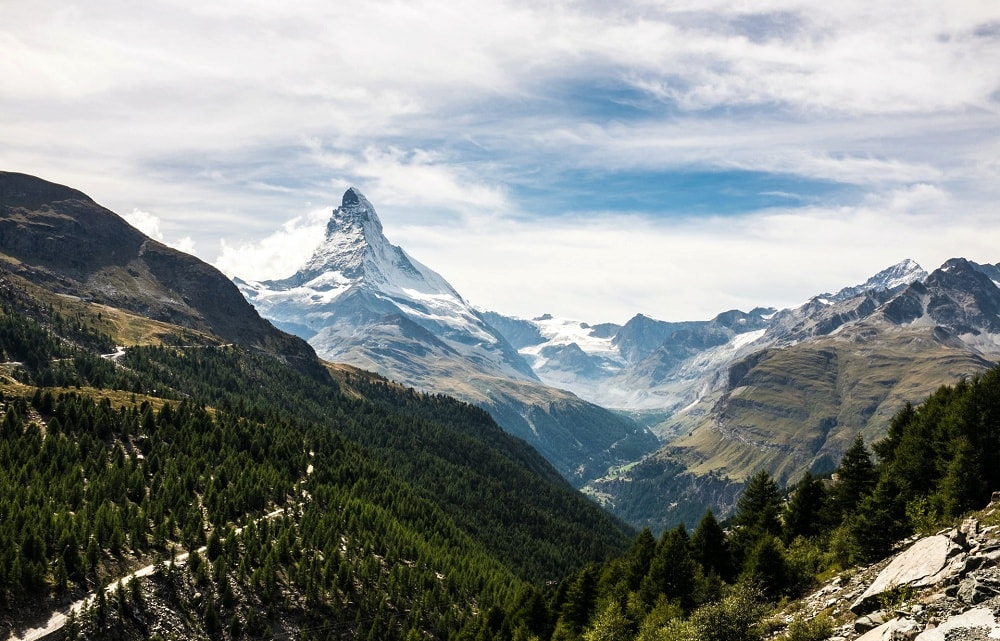 All inclusive elopement packages in switzerland