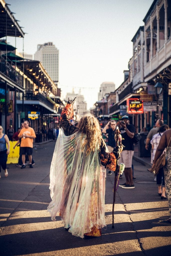 Summer in new orleans