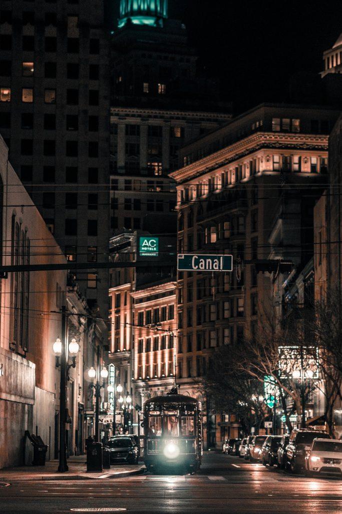 L'hiver à la Nouvelle-Orléans
