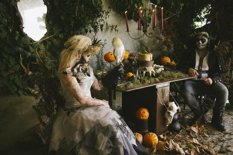 Voodoo elopement wedding in new orleans