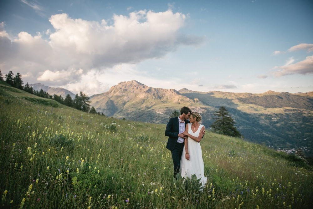 How to dress for an elopement in California - the dress