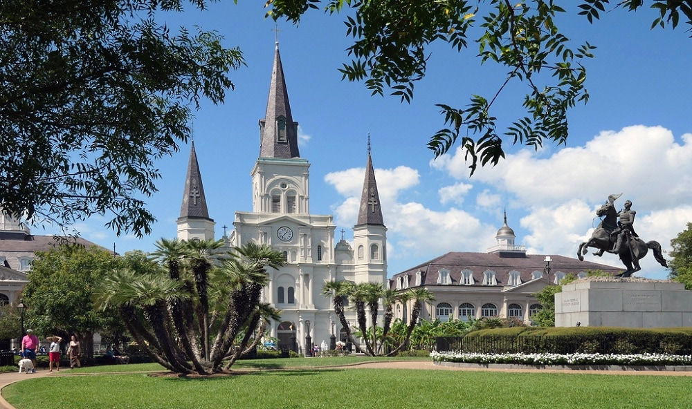 New orleans elopement packages