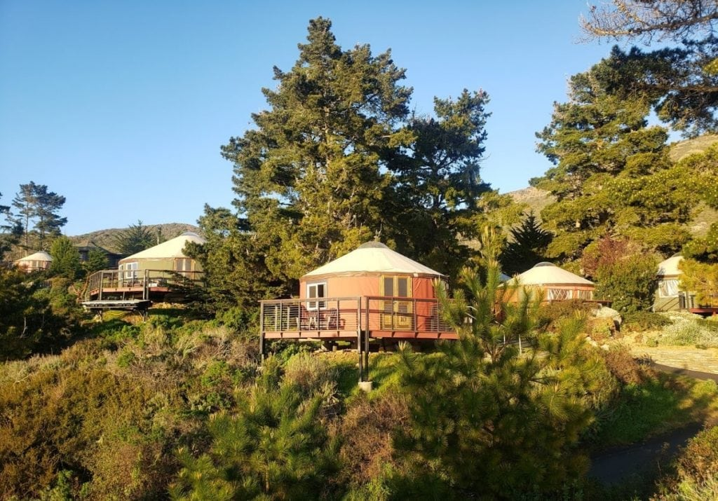 treebones resort, california
