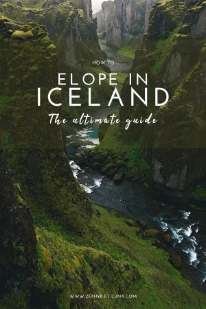 How to elope in Iceland - the ultimate guide