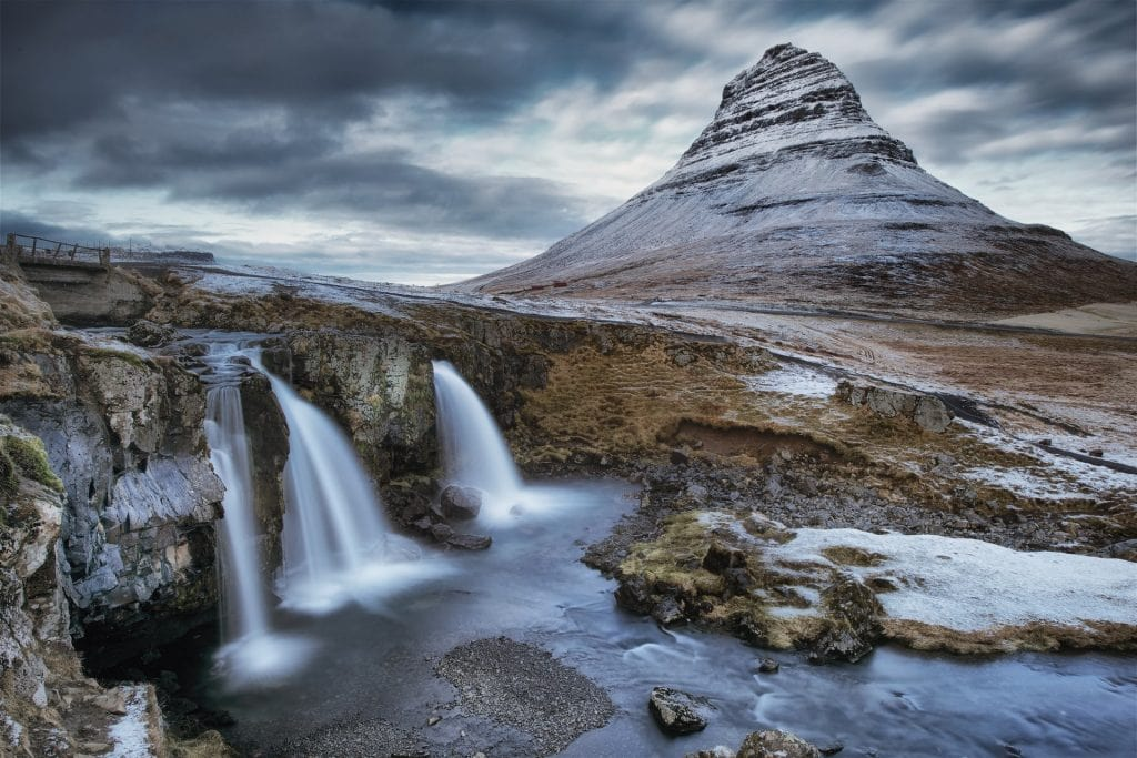 Where to elope in Iceland - Kirkjufell