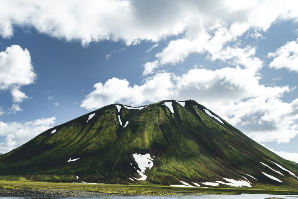 Where to elope in Iceland - Mount Mælifell